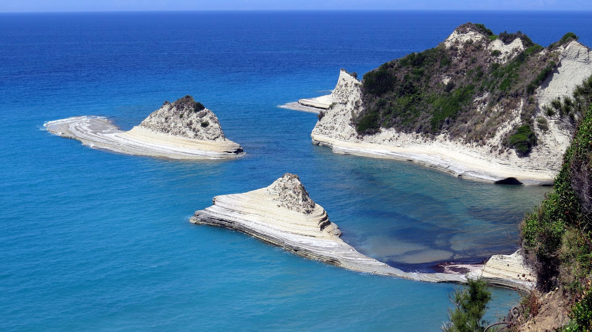 5x bezienswaardigheden in Corfu